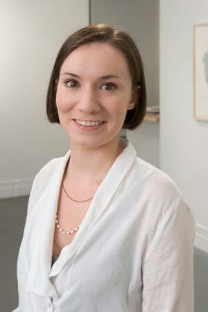 Visiting speaker Kat Griefen