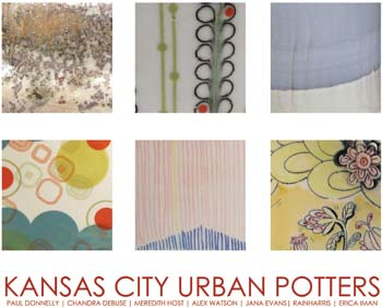 Kansas City Urban Potters exhibition image